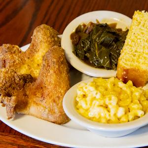 Soul Food Plate (Soul Food)