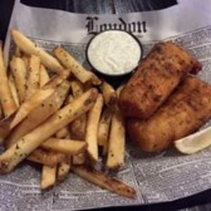 Londoner Fish and Chips