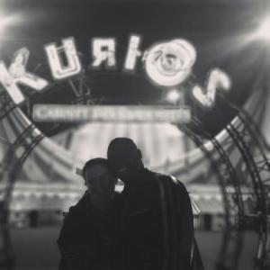 Kurios Cirque du Soleil in Seattle Couple