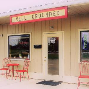 Well Grounded Cafe and Coffee House in Huntertown offers several specialty holiday coffee drinks.