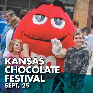 Kansas Chocolate Festival Sept. 29