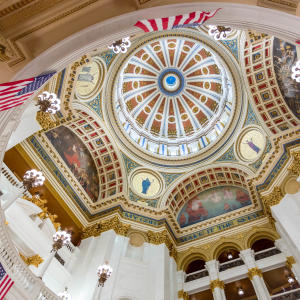 pennsylvania-state-capitol-rotunda-dome