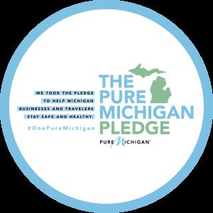 The Pure Michigan Pledge