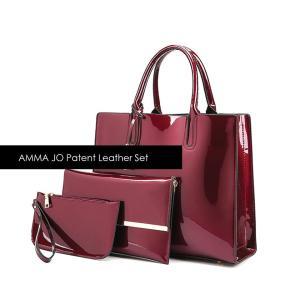 Amma Jo Patent Leather