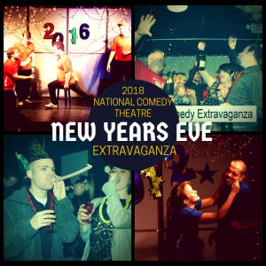 National Comedy Theater New Years Eve Extravaganza