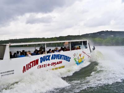 Austin Duck Adventures 1