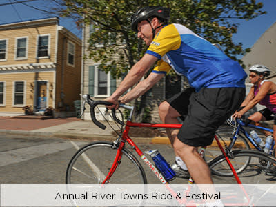 Annual River Towns Ride & Festival