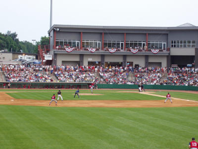 Valley Cats Baseball Stadium
