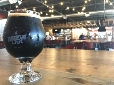 Brew Lab Dark Beer