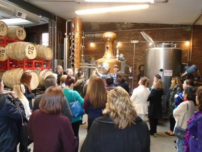 Albany Distilling Co
