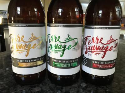 Wolf's Ridge Sour Beer