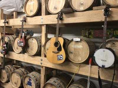451 Spirits Barrels