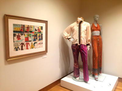 Cartoon Couture at Billy Ireland Museum