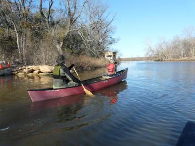 Canoe at FWNC