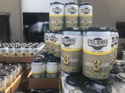 Steel Bender Brewyard Beer