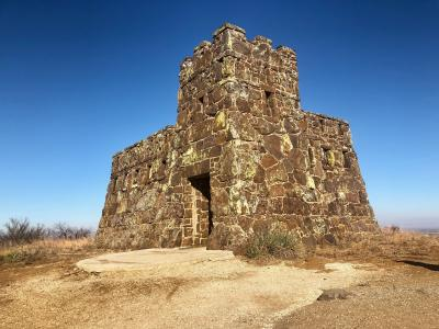 Coronado Heights Castle - Rebekah Baughman Blog