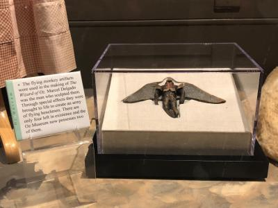 Original Flying Monkey (Oz Musuem)