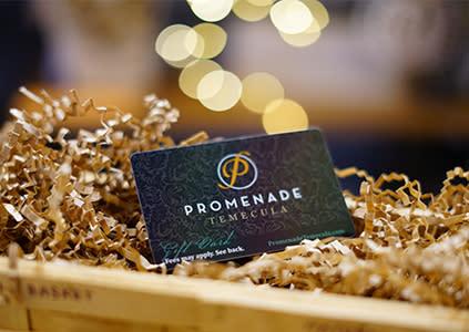 Promenade Gift Card