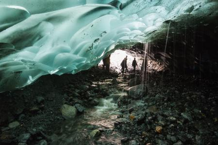 Aaron Theisen Ice Caves