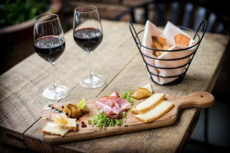 Vino Venue Patio Wine & Cheese
