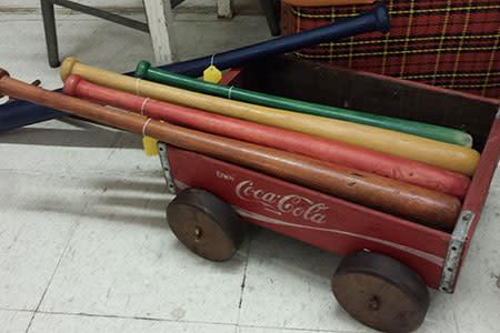 Coke Wagon