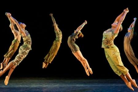 Alvin Ailey American Dance Theater Happens at NJPAC
