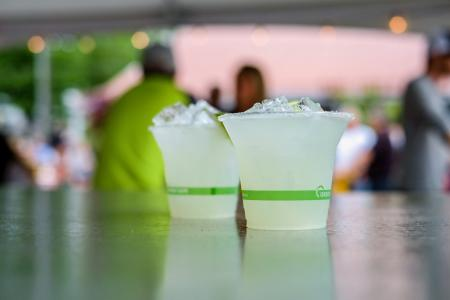 Margaritas at the Little Fleet