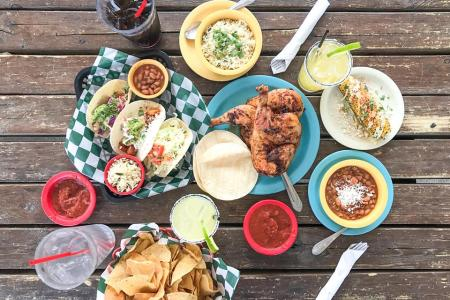Taco Republic food
