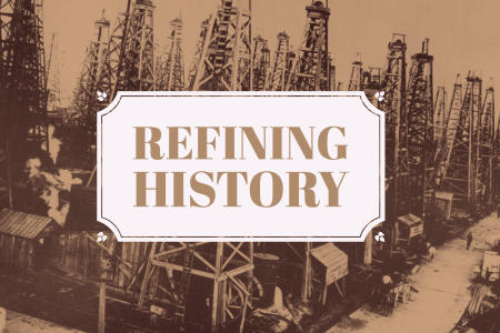 refining history