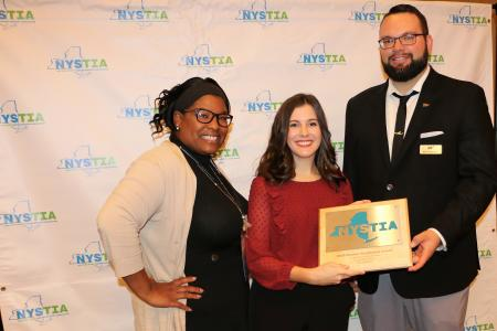 Rachel Laber NYSTIA Young Professional Award