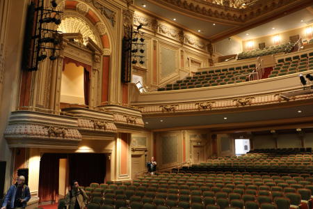 Tacoma Arts Live Pantages Theater after renovations
