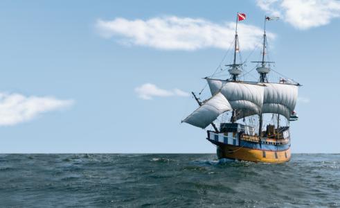4.) Set Sail