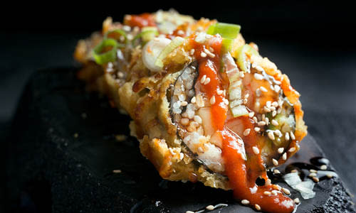 The Ultimate Foodie's Guide to Utah Valley: Asian and Polynesian Food - Five Sushi Brothers