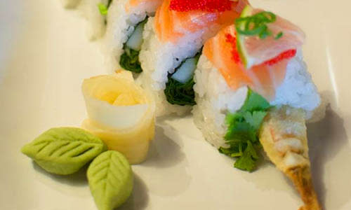 The Ultimate Foodie's Guide to Utah Valley - Sushi Up