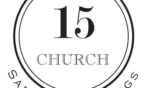 15 Church Logo