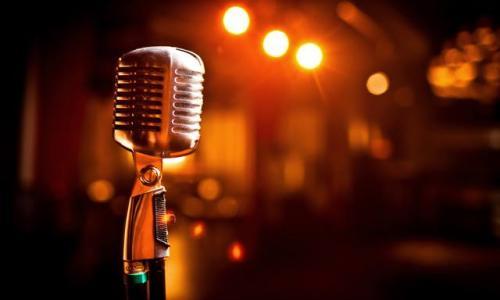 Putnam Place Closeup of Microphone