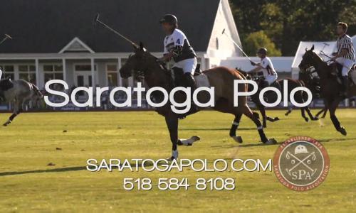 Saratoga Polo business card photo