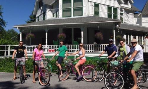 Saratoga Biking