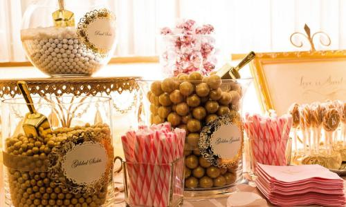 Candy Bar at the Hall of Springs