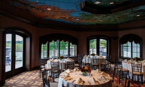 Prime at Saratoga National Dining Room