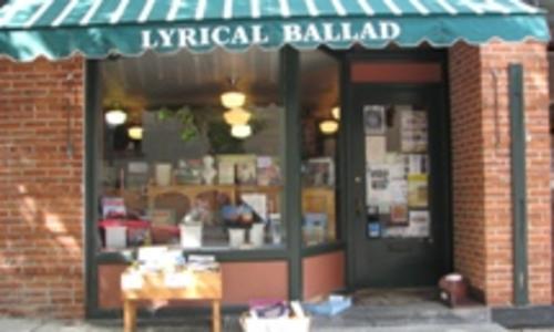 lyrical ballad bookstore