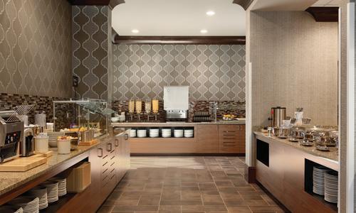Embassy Suites Saratoga Springs - Breakfast Area - 1017609