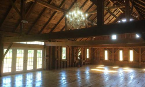 Lakota's Wedding Barn: Reception Hall
