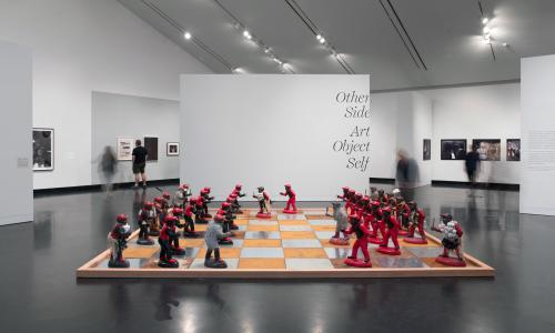Frances Young Tang Teaching Museum Large Chess Board