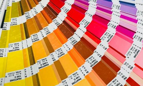 Camelot Print and Copy Center swatches