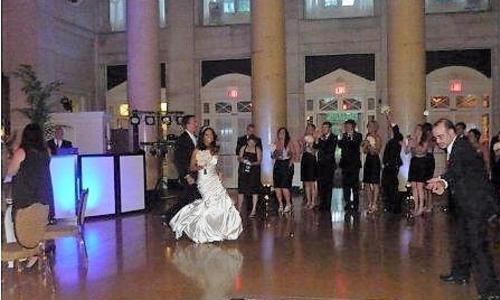 Capital Disc Jockeys Bride Dance