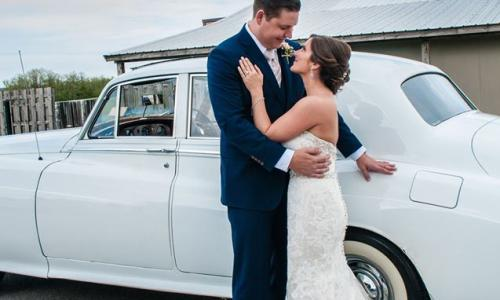 Complete Albany Wedding Bride and Groom
