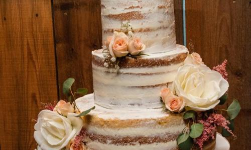 Complete Wedding Albany Cake
