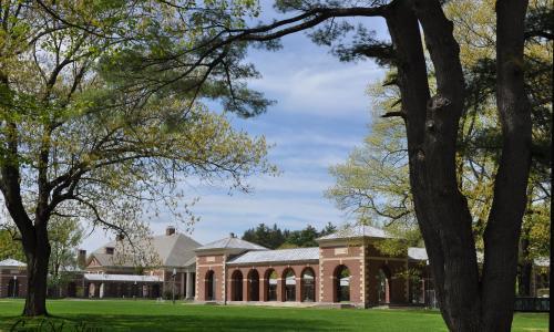 Saratoga Spa State Park Hall of Springs