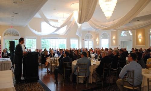 ADK Regional Chamber of Commerce awards dinner